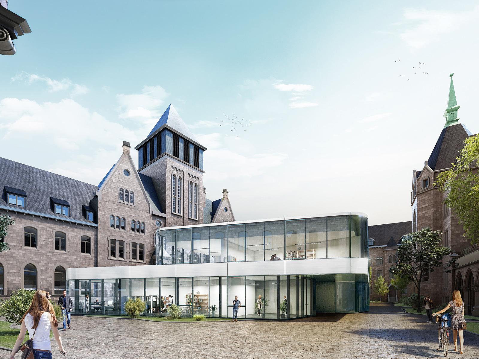 Weber & Keiling Architectes